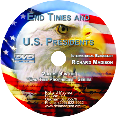 End Times and US Presidents (dvd) $20