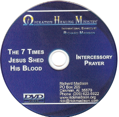 Seven Times Jesus Shed His Blood (DVD) $20