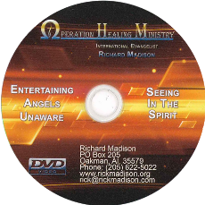 Entertaining Angels and Seeing in the Spirit (DVD) $20