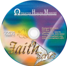 Faith Series and Miracles I've Seen (DVD) $20